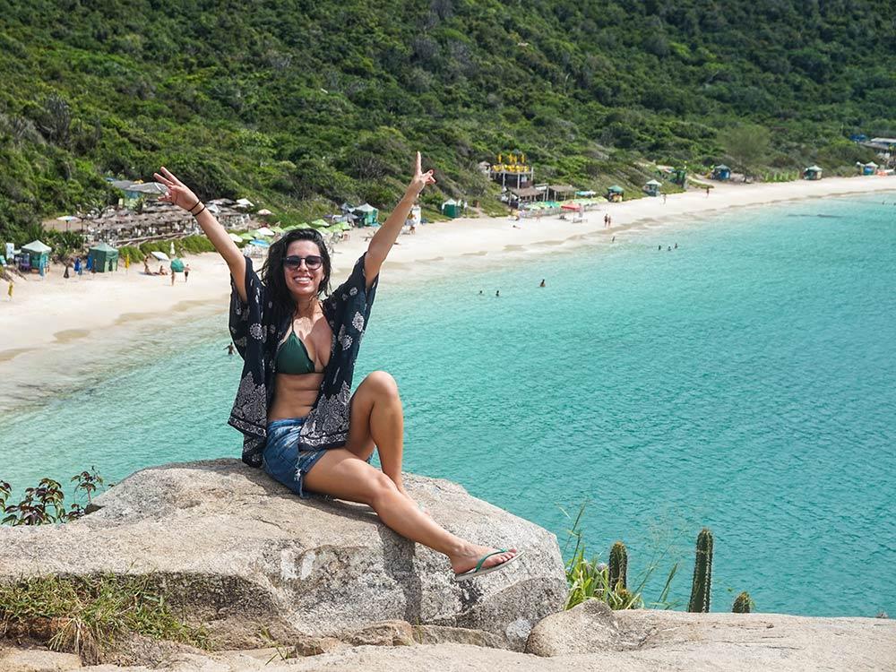Aprenda a planejar uma viagem para Arraial do cabo - dicas de quanto tempo ficar, onde se hospedar, melhores passeios e mais!