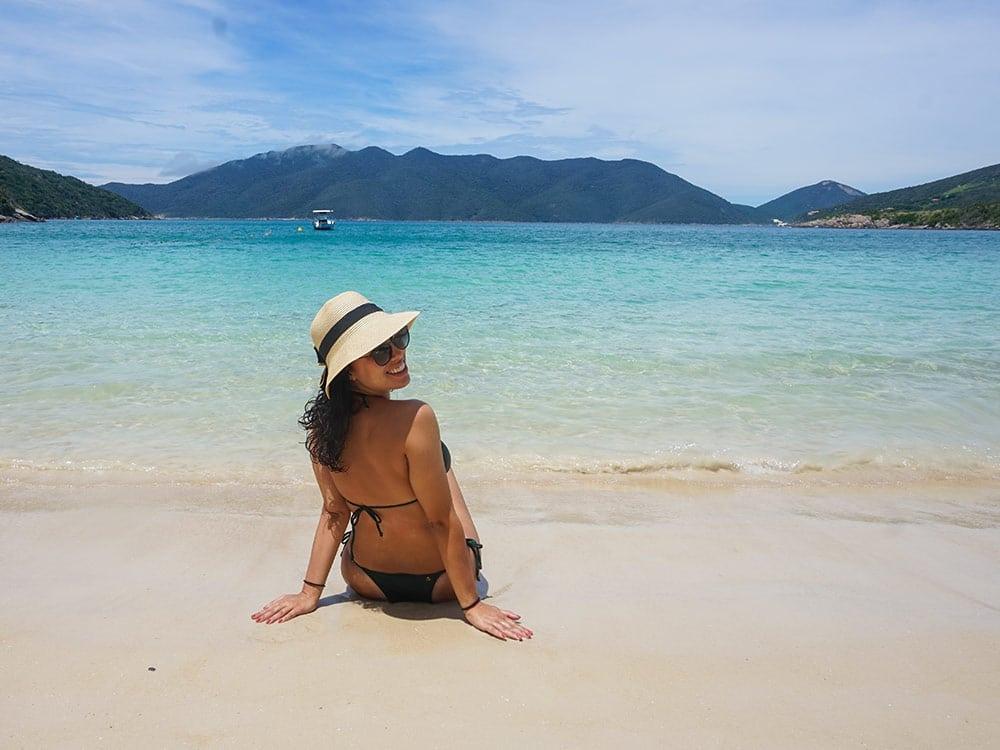 Aprenda a planejar uma viagem para Arraial do Cabo nesse post! Dicas de quando ir, onde se hospedar, melhores passeios e mais!