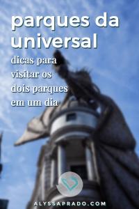Veja dicas para aproveitar os dois parques da Universal em um dia! Descubra por qual deles é melhor começar, a melhor ordem para fazer as atrações e mais!