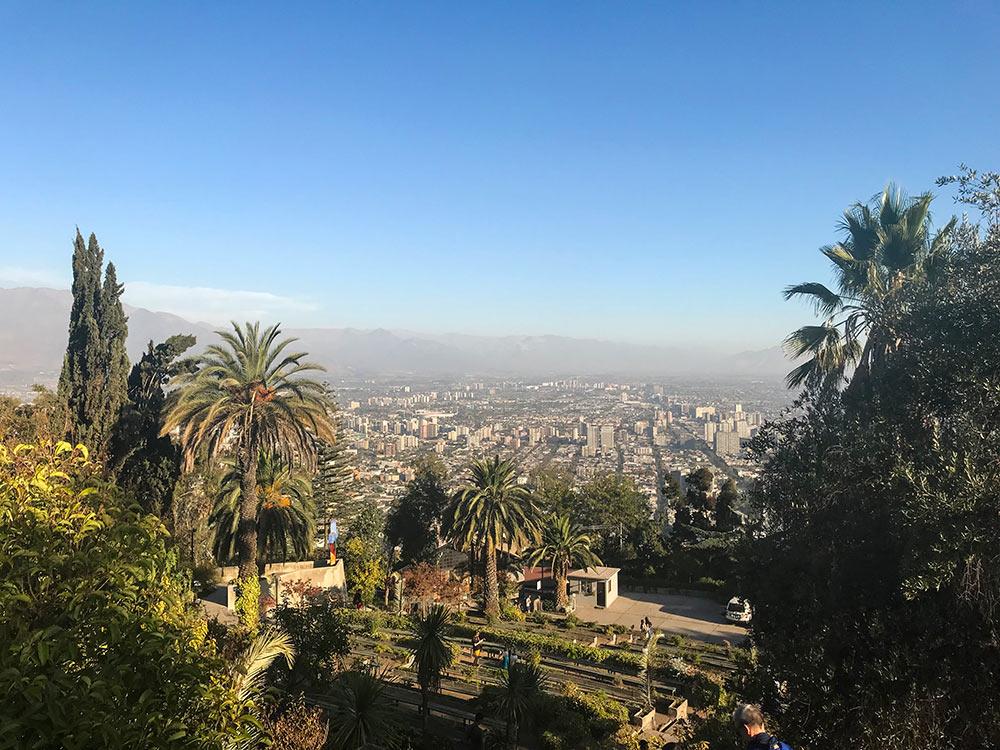 Como planejar uma viagem para Santiago do Chile