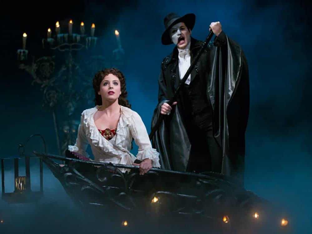 O Fantasma da Ópera na Broadway – O que fazer em Nova York