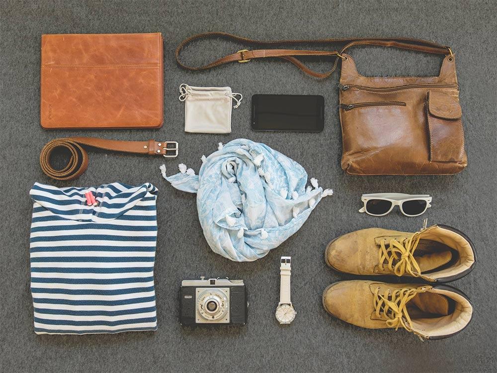 Veja 11 acessórios de viagem que você precisa conhecer! Itens que vão facilitar na hora de fazer a mala, ir em passeios ou no dia a dia do seu destino!
