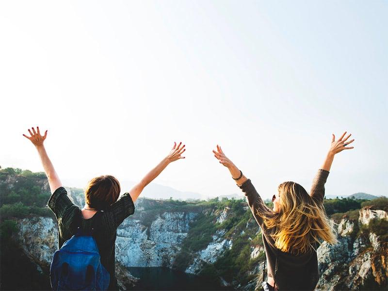 Aceite que você vai cometer erros, eles fazem parte da viagem. Veja mais dicas para quem vai viajar pela primeira vez nesse post!