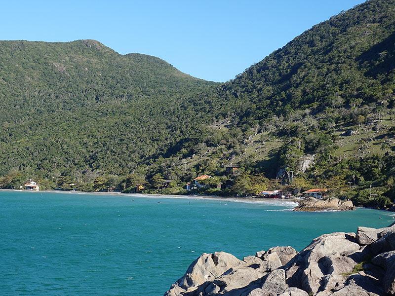 Praia do Matadeiro. Descubra as melhores praias de Florianópolis nesse post!
