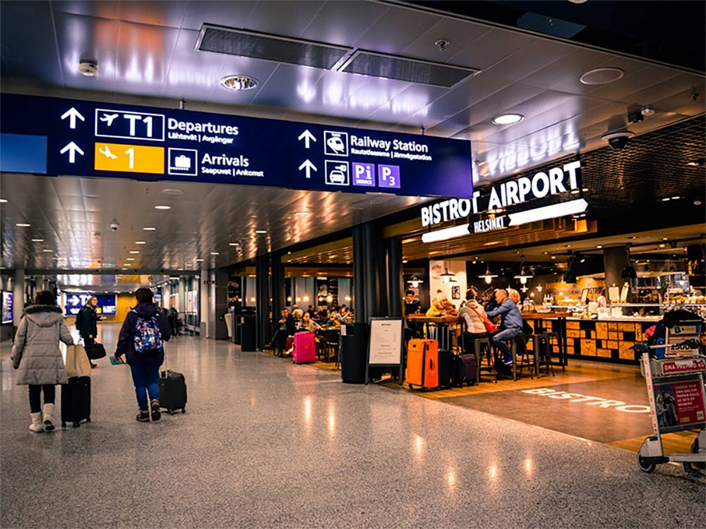Aeroportos de Nova York – Como chegar e sair usando transporte público