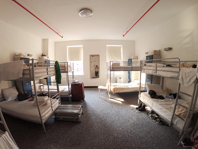 Procurando pelo melhor hostel de Nova York? Então você precisa ler a resenha completa do HI NYC Hostel!