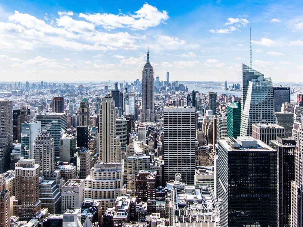 Hospedagem barata em Nova York – Melhores hotéis & hostels