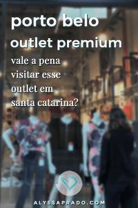 Será que vale a pena visitar o Porto Belo Outlet Premium, outlet de marcas famosas em Santa Catarina? Veja nesse post os preços dos produtos e descubra se você precisa fazer uma visita! #santacatarina #outlet #compras #dicasdeviagem #viagem