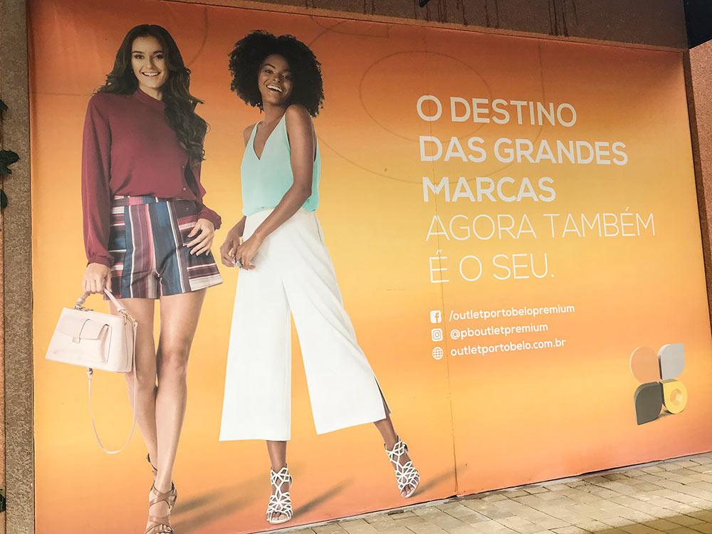 Vale a pena visitar o Porto Belo Outlet Premium em Santa Catarina?