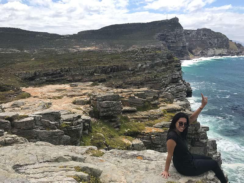 Cabo da Boa Esperança, um ótimo passeio bate e volta parte do roteiro pela Cidade do Cabo! Confira o que fazer em uma das regiões mais bonitas da África do Sul nesse post!