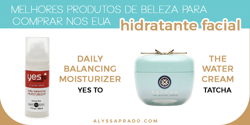 Veja nesse post uma lista com os melhores produtos de beleza para comprar nos EUA! Recomendação de hidratantes, tônicos, esfoliantes, sabonetes e muito mais!