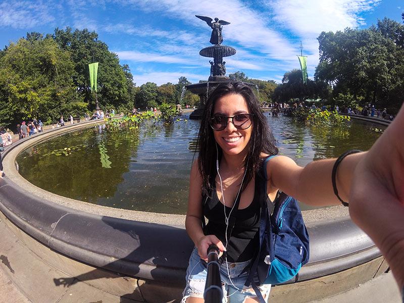 Nova York é um dos melhores lugares no exterior para viajar sozinha! Veja esse e outros destinos legais para conhecer por conta própria nesse post!