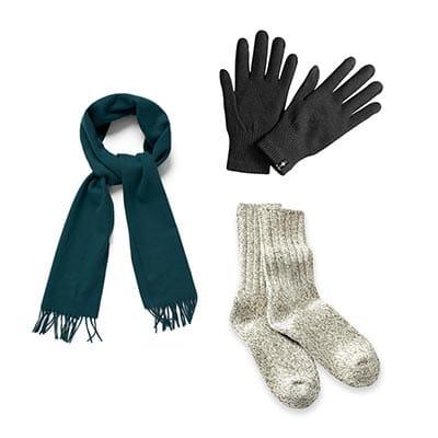 Acessórios não podem faltar na hora de montar uma mala de inverno! Veja tudo que você precisa levar em uma viagem para o frio nesse post!