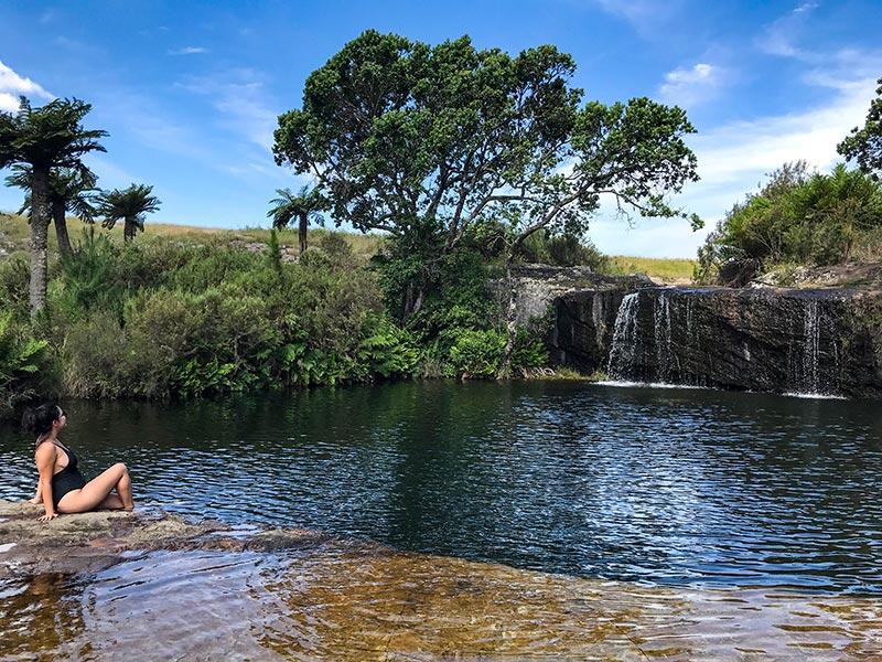 As Mac Mac Pools são uma das atrações mais legais ao longo da Rota Panorâmica da África do Sul! Descubra o que fazer na região nesse post!
