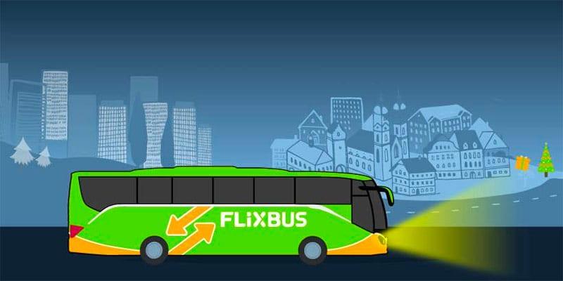 Com Flixbus você viaja barato de ônibus por toda a Europa! Descubra esse e outros sites para economizar durante sua viagem nesse post!
