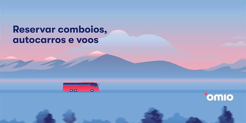 Com o Omio você encontra as melhores formas de viajar barato pelo mundo! Veja como chegar do ponto A ao B de todas as maneiras! Descubra esse e outros 17 sites para te ajudar a economizar na viagem nesse post!